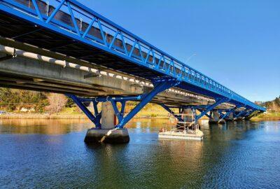 Tauranga Steel Truss Bridge